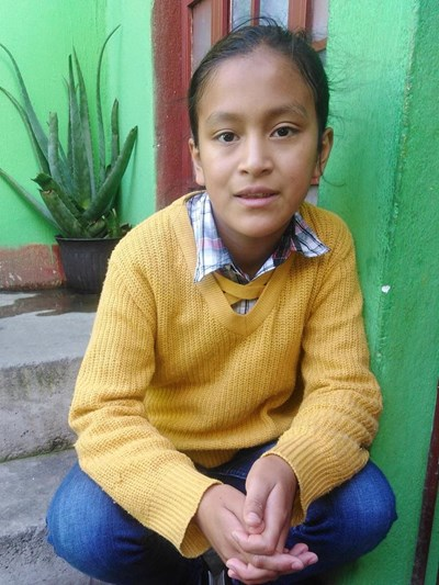 Help Andrea Alejandra by becoming a child sponsor. Sponsoring a child is a rewarding and heartwarming experience.