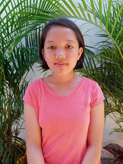 Help Feliz Crhistianne M. by becoming a child sponsor. Sponsoring a child is a rewarding and heartwarming experience.