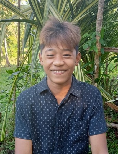 Help John Carlo P. by becoming a child sponsor. Sponsoring a child is a rewarding and heartwarming experience.