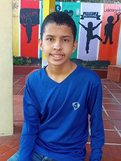 Help Gustavo Adolfo by becoming a child sponsor. Sponsoring a child is a rewarding and heartwarming experience.