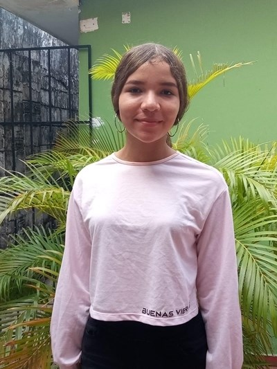 Help Jimena Carolina by becoming a child sponsor. Sponsoring a child is a rewarding and heartwarming experience.