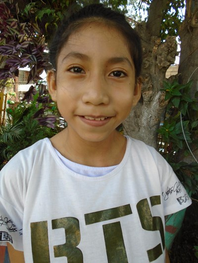Help Sandy Michelle by becoming a child sponsor. Sponsoring a child is a rewarding and heartwarming experience.