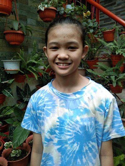 Help Nyah Sabria A. by becoming a child sponsor. Sponsoring a child is a rewarding and heartwarming experience.