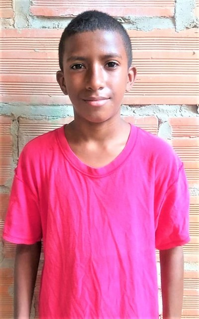 Help Yeferson Smith by becoming a child sponsor. Sponsoring a child is a rewarding and heartwarming experience.