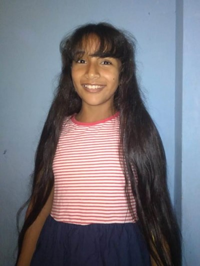 Help Ashley Domenica by becoming a child sponsor. Sponsoring a child is a rewarding and heartwarming experience.