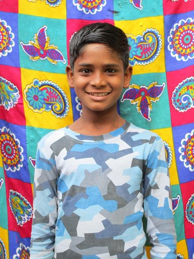 Help Aasif by becoming a child sponsor. Sponsoring a child is a rewarding and heartwarming experience.