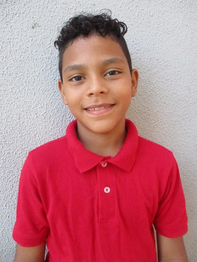 Help Elian Carlos by becoming a child sponsor. Sponsoring a child is a rewarding and heartwarming experience.