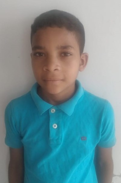 Help Stiven David by becoming a child sponsor. Sponsoring a child is a rewarding and heartwarming experience.
