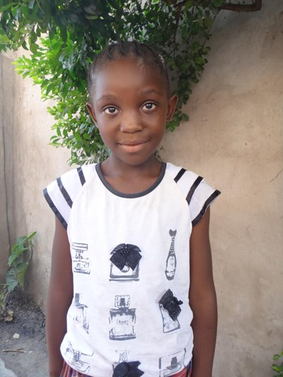 Help Dorcus by becoming a child sponsor. Sponsoring a child is a rewarding and heartwarming experience.