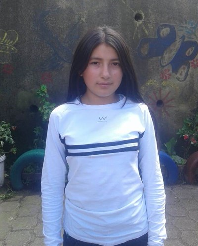 Help Emily Anabel by becoming a child sponsor. Sponsoring a child is a rewarding and heartwarming experience.