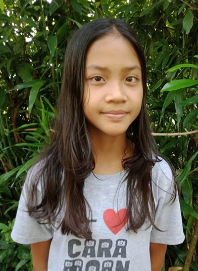 Help Gwen Angela L. by becoming a child sponsor. Sponsoring a child is a rewarding and heartwarming experience.