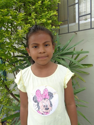 Help Arelis Daniela by becoming a child sponsor. Sponsoring a child is a rewarding and heartwarming experience.