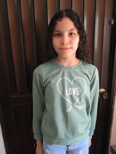 Help Katheryn Giselle by becoming a child sponsor. Sponsoring a child is a rewarding and heartwarming experience.