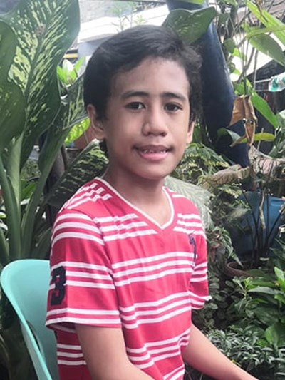 Help Charles John E. by becoming a child sponsor. Sponsoring a child is a rewarding and heartwarming experience.