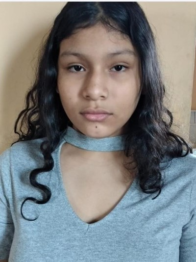 Help Romina Lisbeth by becoming a child sponsor. Sponsoring a child is a rewarding and heartwarming experience.