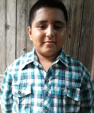 Help Julio Javier by becoming a child sponsor. Sponsoring a child is a rewarding and heartwarming experience.