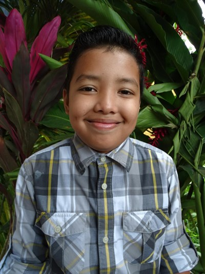Help Jorge Alejandro by becoming a child sponsor. Sponsoring a child is a rewarding and heartwarming experience.