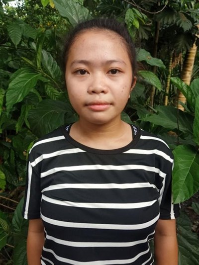 Help Cyril Ann T. by becoming a child sponsor. Sponsoring a child is a rewarding and heartwarming experience.