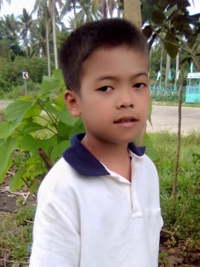 Help Mark Angelo B. by becoming a child sponsor. Sponsoring a child is a rewarding and heartwarming experience.