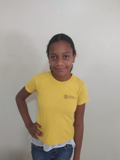 Help Dilcia Rosmeilyn by becoming a child sponsor. Sponsoring a child is a rewarding and heartwarming experience.