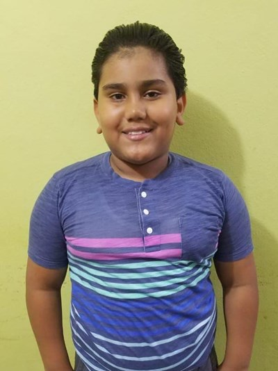 Help Juan Ernesto by becoming a child sponsor. Sponsoring a child is a rewarding and heartwarming experience.