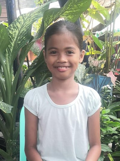 Help Abby Gail A. by becoming a child sponsor. Sponsoring a child is a rewarding and heartwarming experience.