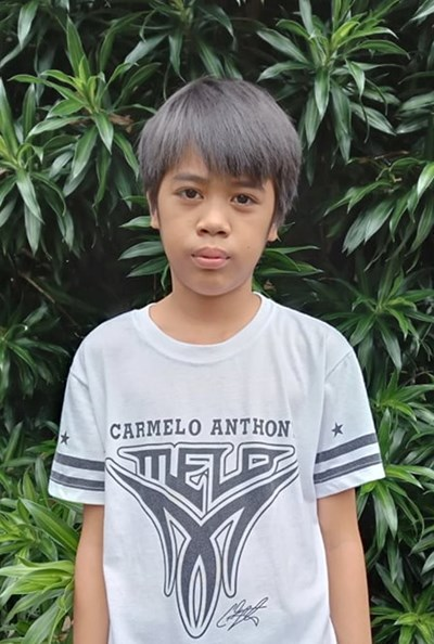 Help Andrey Caajao by becoming a child sponsor. Sponsoring a child is a rewarding and heartwarming experience.