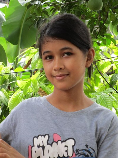 Help Janine C. by becoming a child sponsor. Sponsoring a child is a rewarding and heartwarming experience.