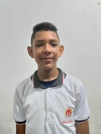 Help Jeferson Jesus by becoming a child sponsor. Sponsoring a child is a rewarding and heartwarming experience.