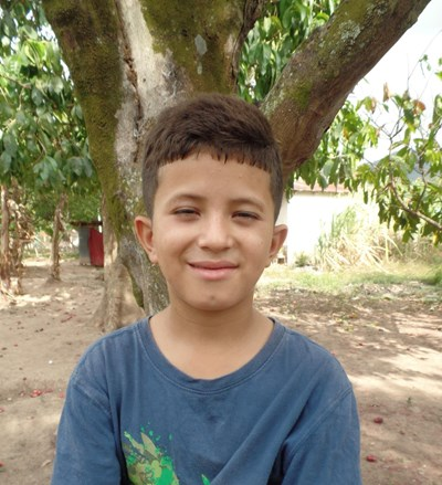 Help Irvin Javier by becoming a child sponsor. Sponsoring a child is a rewarding and heartwarming experience.