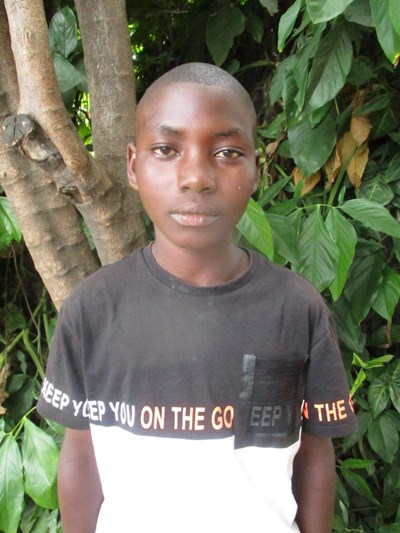 Help Evans by becoming a child sponsor. Sponsoring a child is a rewarding and heartwarming experience.