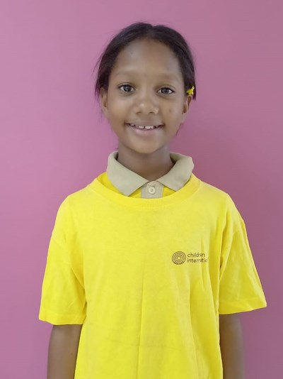 Help Yailin Smery by becoming a child sponsor. Sponsoring a child is a rewarding and heartwarming experience.