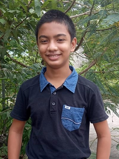 Help Krishna Punithan B. by becoming a child sponsor. Sponsoring a child is a rewarding and heartwarming experience.