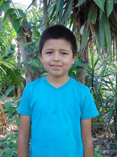 Help Nehemias Vicente by becoming a child sponsor. Sponsoring a child is a rewarding and heartwarming experience.