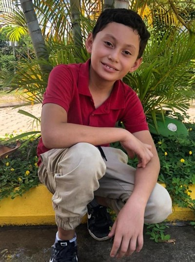 Help Stiven Armando by becoming a child sponsor. Sponsoring a child is a rewarding and heartwarming experience.