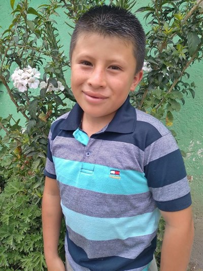Help Jorge Miguel by becoming a child sponsor. Sponsoring a child is a rewarding and heartwarming experience.