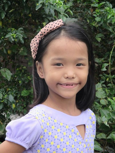 Help Xanderlyn S. by becoming a child sponsor. Sponsoring a child is a rewarding and heartwarming experience.