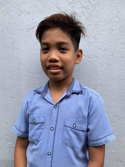 Help Jhonder Jhames S. by becoming a child sponsor. Sponsoring a child is a rewarding and heartwarming experience.