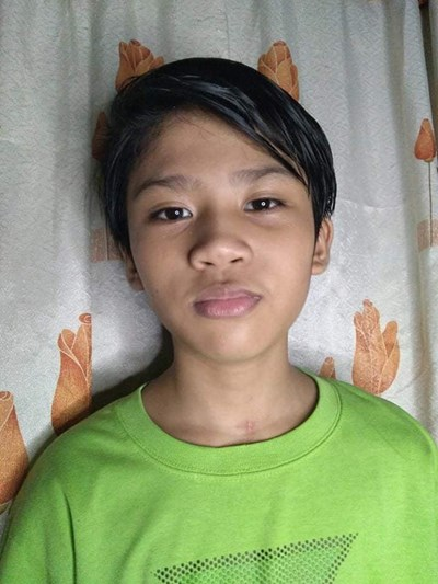 Help Zaijan Carl L. by becoming a child sponsor. Sponsoring a child is a rewarding and heartwarming experience.