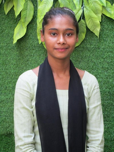 Help Nisha by becoming a child sponsor. Sponsoring a child is a rewarding and heartwarming experience.