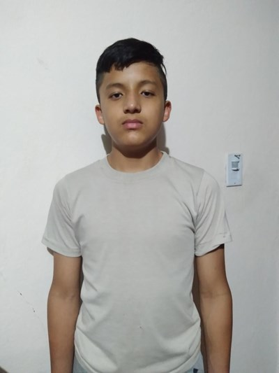 Help Luis Miguel by becoming a child sponsor. Sponsoring a child is a rewarding and heartwarming experience.