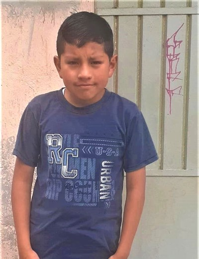 Help Santiago Steeve by becoming a child sponsor. Sponsoring a child is a rewarding and heartwarming experience.