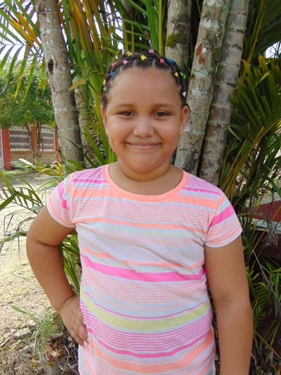 Help Dulce Azucena by becoming a child sponsor. Sponsoring a child is a rewarding and heartwarming experience.