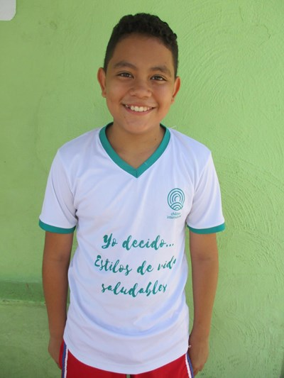 Help Andres Mauricio by becoming a child sponsor. Sponsoring a child is a rewarding and heartwarming experience.