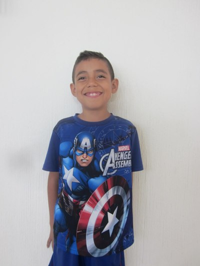 Help Francisco Martel by becoming a child sponsor. Sponsoring a child is a rewarding and heartwarming experience.