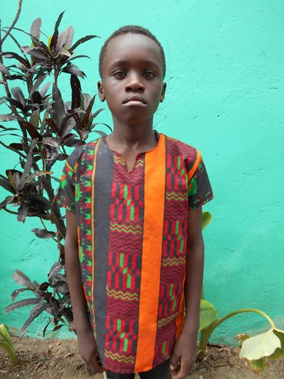 Help Nicholas by becoming a child sponsor. Sponsoring a child is a rewarding and heartwarming experience.