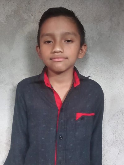 Help Luis Estuardo by becoming a child sponsor. Sponsoring a child is a rewarding and heartwarming experience.