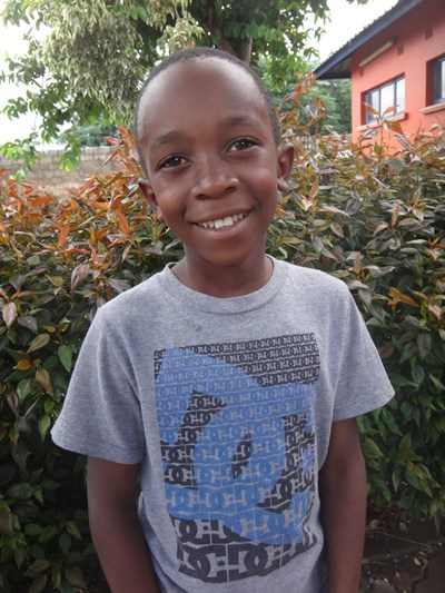 Help Serge Ngosa Jr by becoming a child sponsor. Sponsoring a child is a rewarding and heartwarming experience.