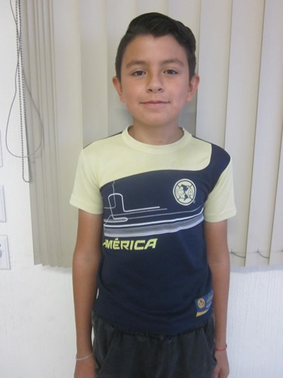 Help Christopher Antonio by becoming a child sponsor. Sponsoring a child is a rewarding and heartwarming experience.
