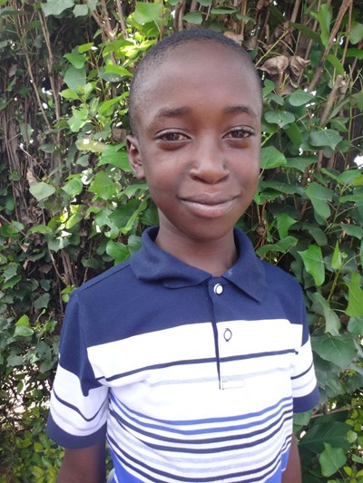Help Elijah by becoming a child sponsor. Sponsoring a child is a rewarding and heartwarming experience.